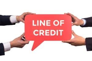Secured Business Line of Credit
